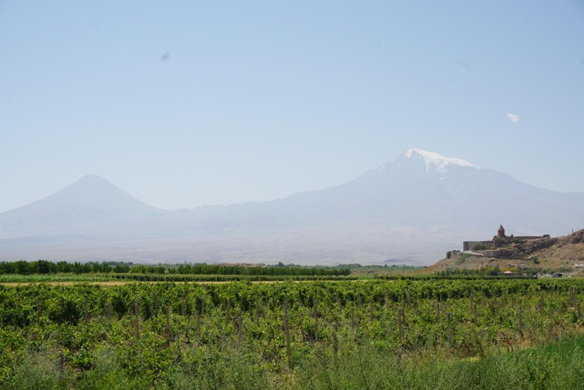 1/2 of Armenia