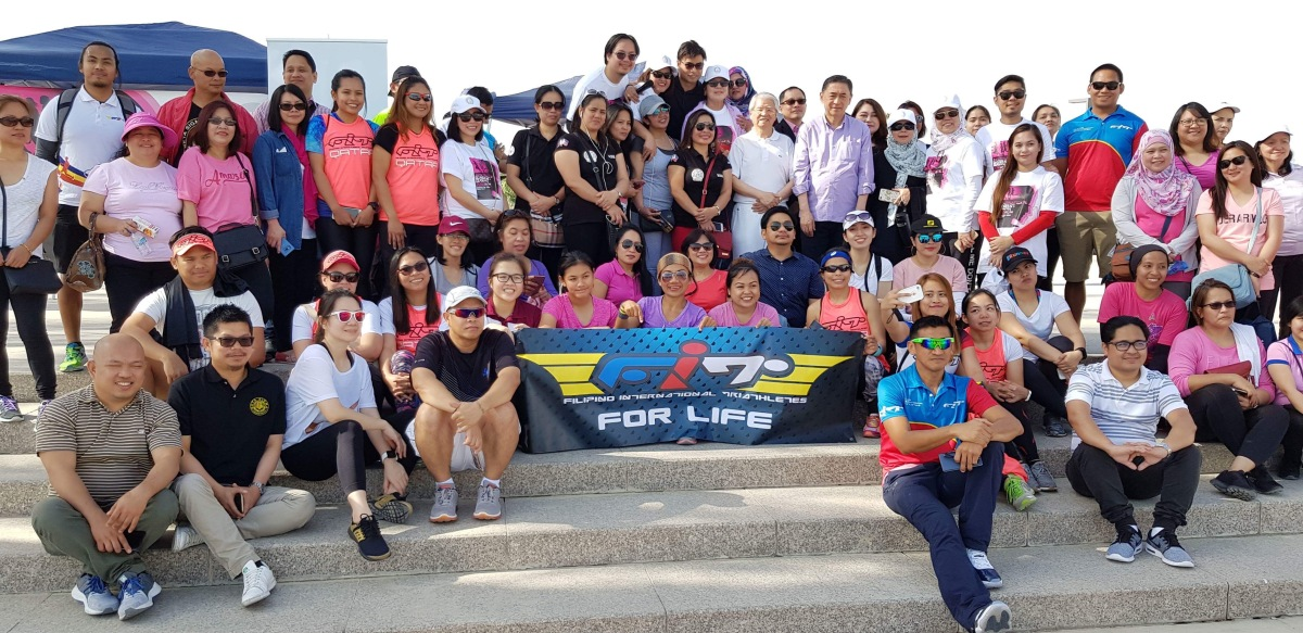 #RunningFeats: Women's Month Fun Run ♥