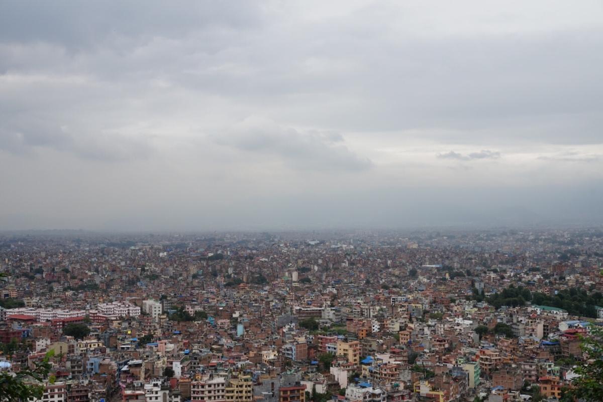 Kathmandu: Day 1-2